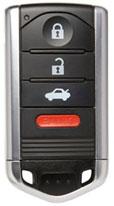 Acura Push Button Start Remote