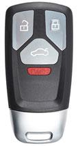 Audi Smart Key 2