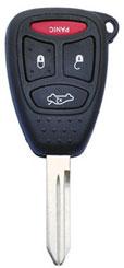 Dodge remote key