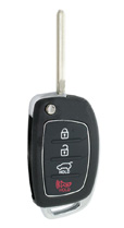 Hyundai Flip Key Gen 2