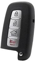 Hyundai 1st Gen Smart Key