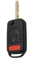 Mercedes Flip Key